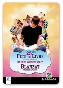 fete du livre 2007